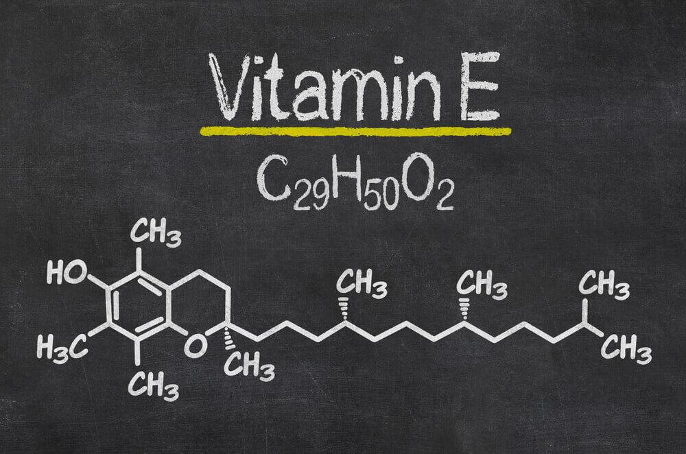 Structure of Vitamin E
