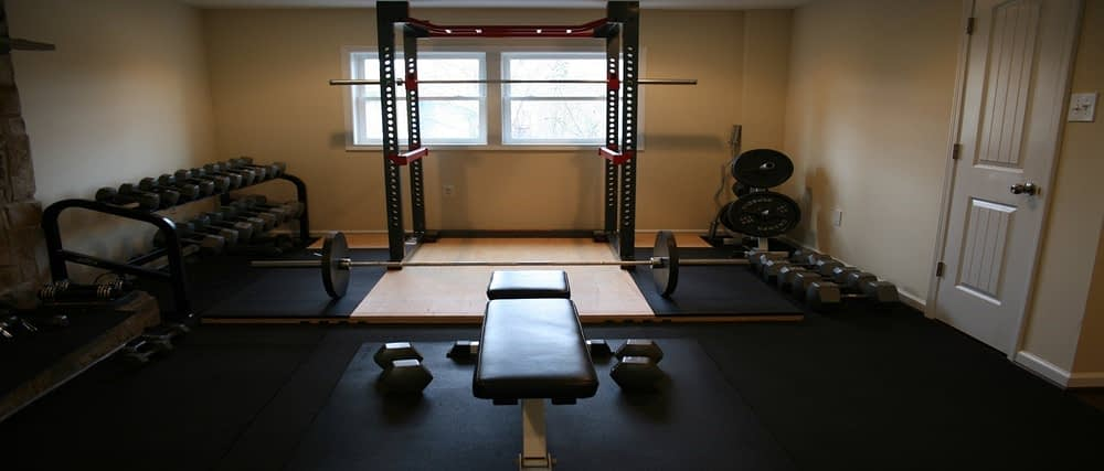 Weightlifting Home Gym