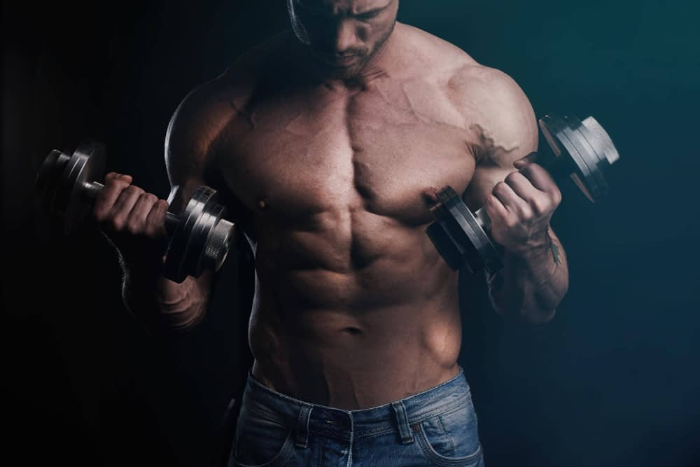 How many sets per muscle group