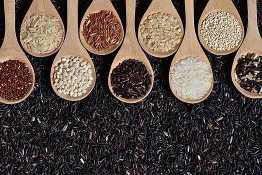 White rice vs brown rice nutrition bodybuilding