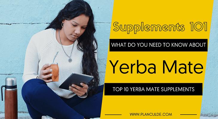 TOP 10 YERBA MATE SUPPLEMENTS