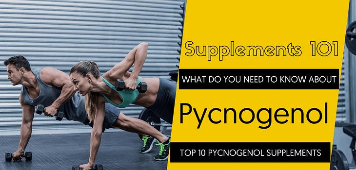 TOP 10 PYCNOGENOL SUPPLEMENTS