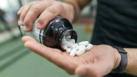 When to take caffeine pills before workout