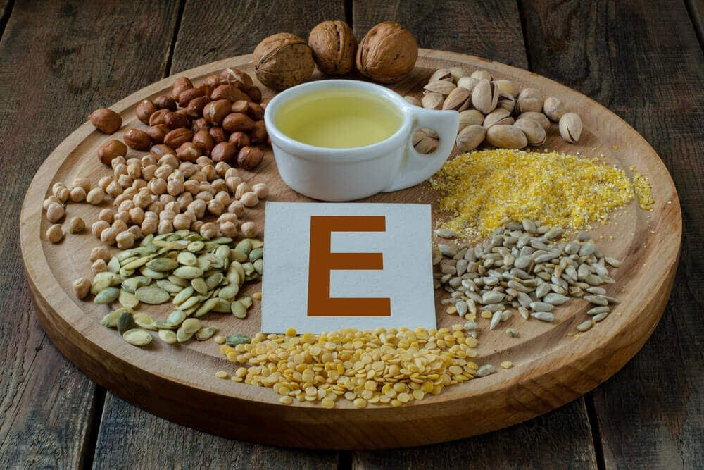 The Main Function of Vitamin E in The Body