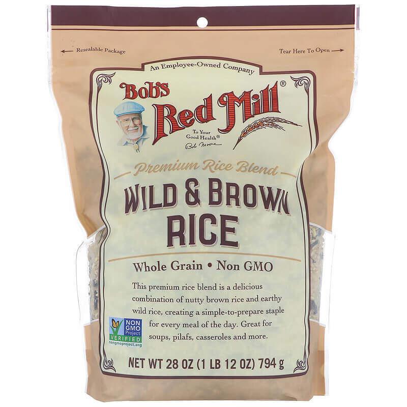 Bob's Red Mill Wild & Brown Rice