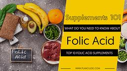 TOP 10 FOLIC ACID SUPPLEMENTS