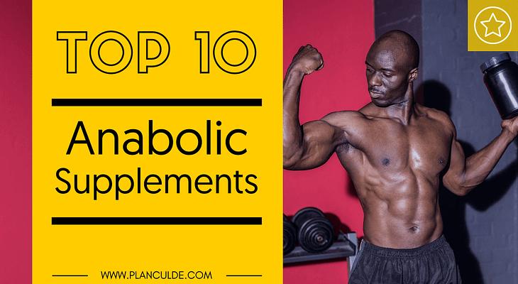 Best Anabolic Supplements