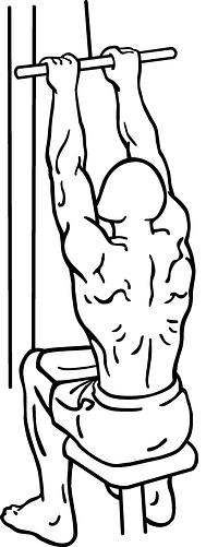 Close Grip Lat Pulldown