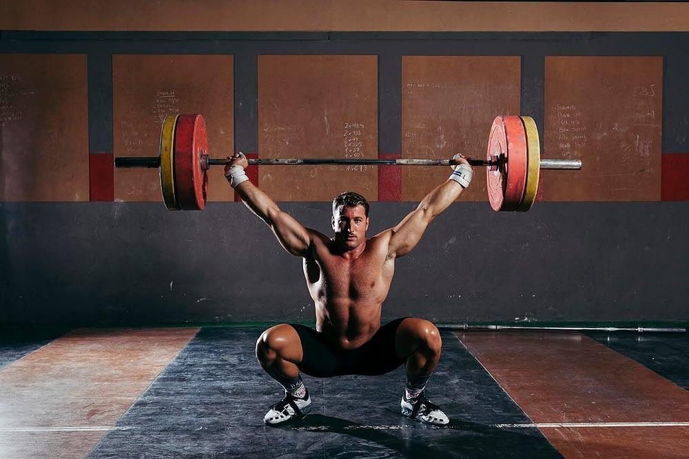 High-intensity training program