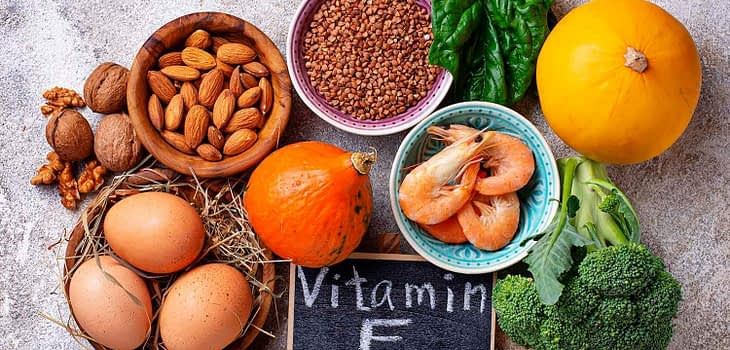 Best Vitamin E Foods