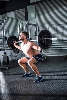 High Bar vs. Low Bar Squat for Bodybuilding
