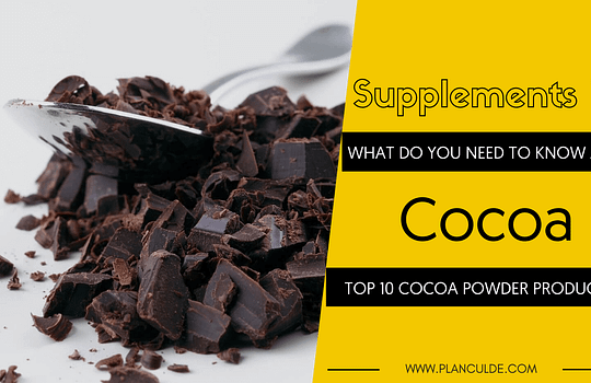 TOP 10 COCOA POWDER PRODUCTS