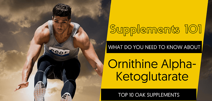 TOP 10 ORNITHINE SUPPLEMENTS