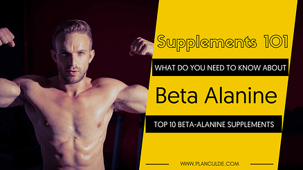 TOP 10 BETA-ALANINE SUPPLEMENTS