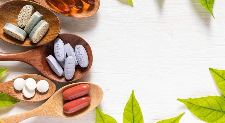What Are Supplements Made