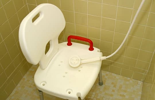 4 Health Benefits of Shower Chair