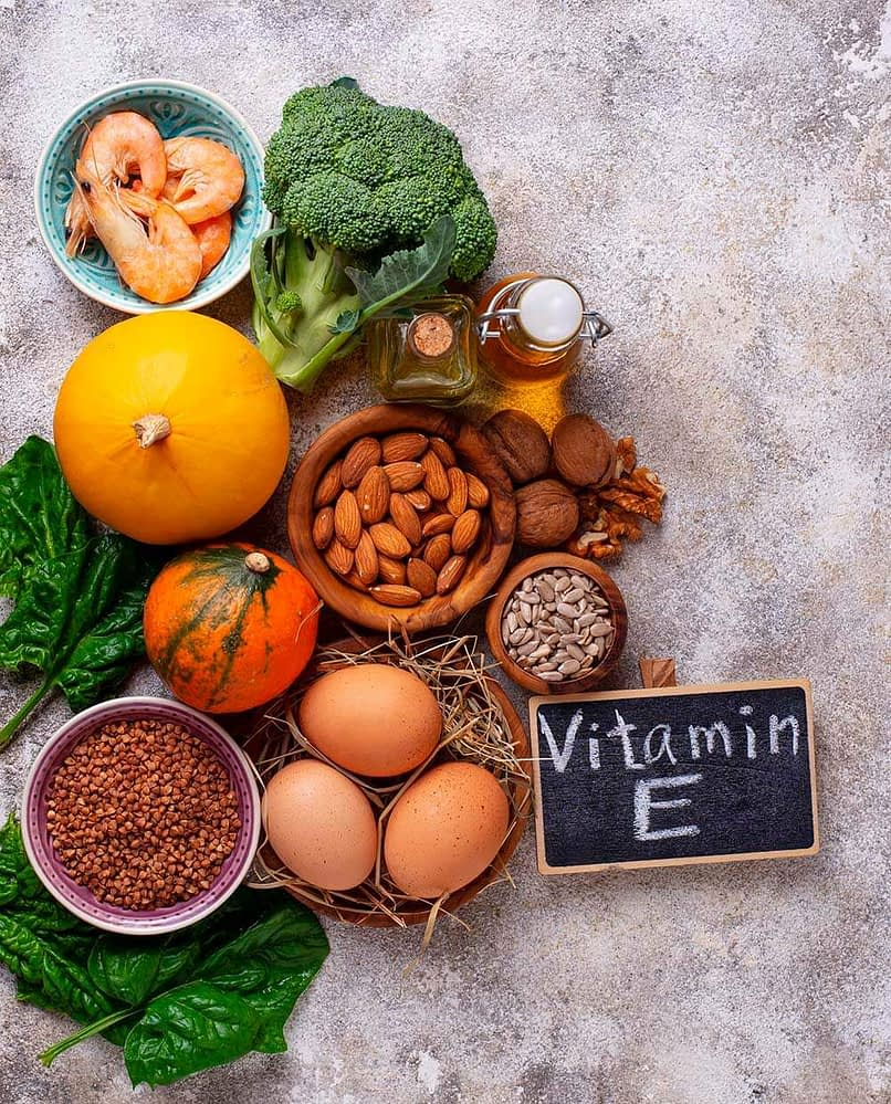 Best Vitamin E Rich Foods