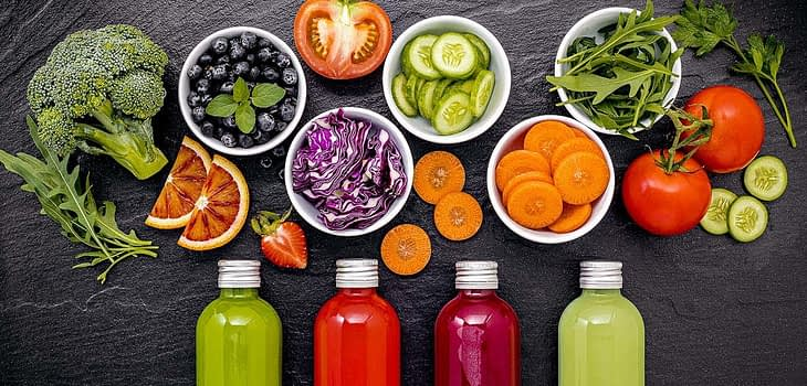 Antioxidant Foods and Herbs