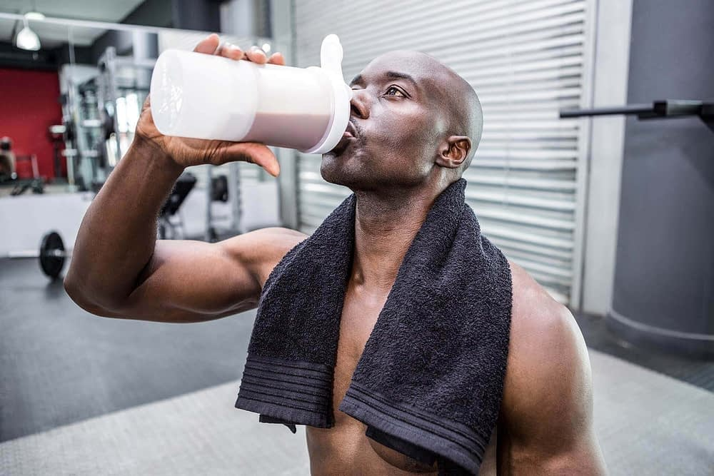 Crossfit pre-workout supplements